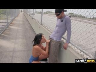 Adriana Chechik [HOOTERS] Teen fuck, porn, young, sex, big ass, big tits, stocking, bang, public