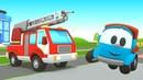 Мультики про машинки LIVE 🔴 Веселые игры для детей