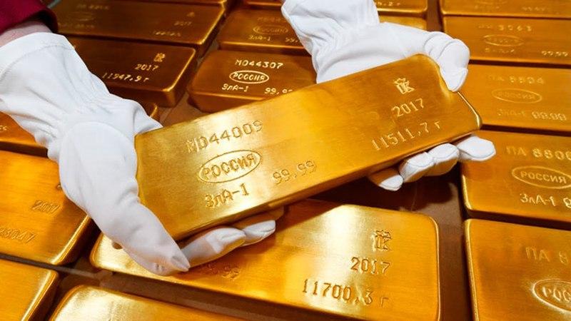✔ В России объяснили, почему отечественный золотой запас хранится не в США