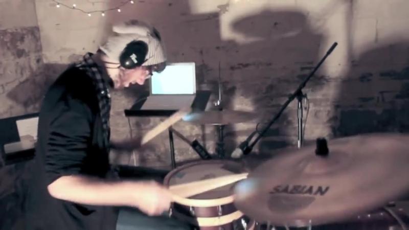 Evan Chapman - Slats Slats Slats by Skrillex (Drum Cover) HD