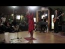Akua Naru, DigFlo Band - Poetry: How Does It Feel Now (Live Aflame Sessions)