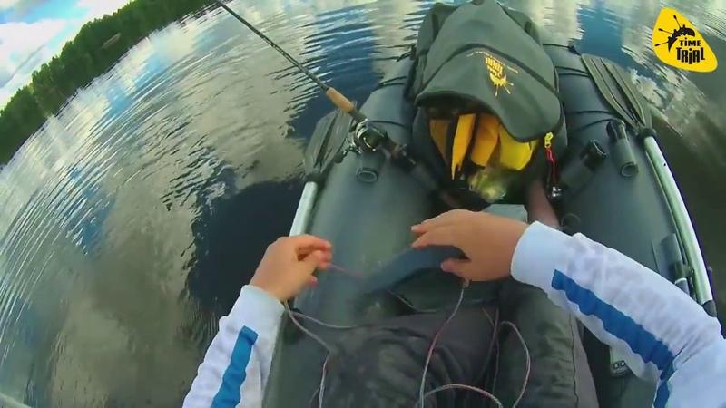 Каякорь – насыпной якорь для надувных лодок