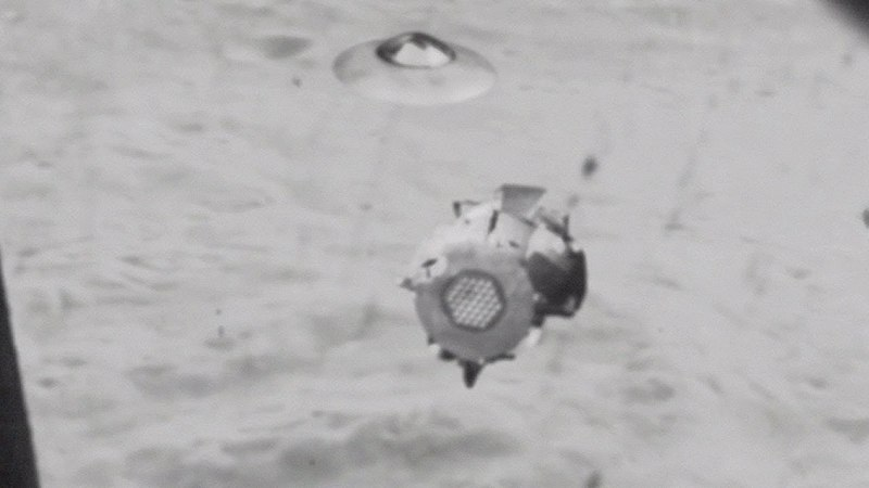 SOVIETS landed first on MOON in 1966 and reported UFOs Leaked video !