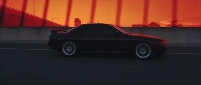 Josh's r32 Skyline (Short)   4K