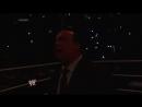 Undertaker Confronts Paul Heyman Main Event 2014
