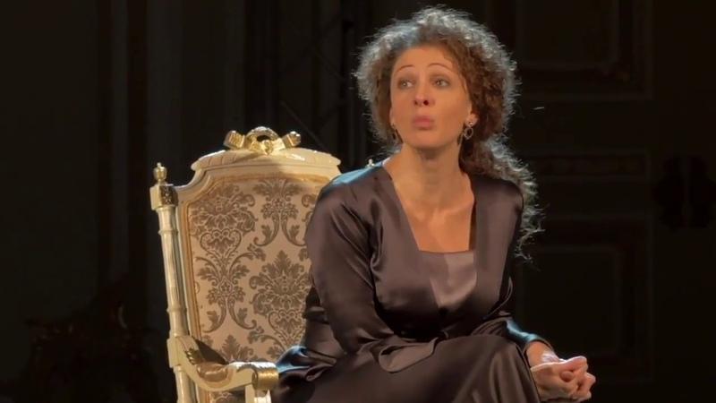 Ксения Раппопорт, Полина Осетинская Спектакль «Неизвестный друг» в Швейцарии
