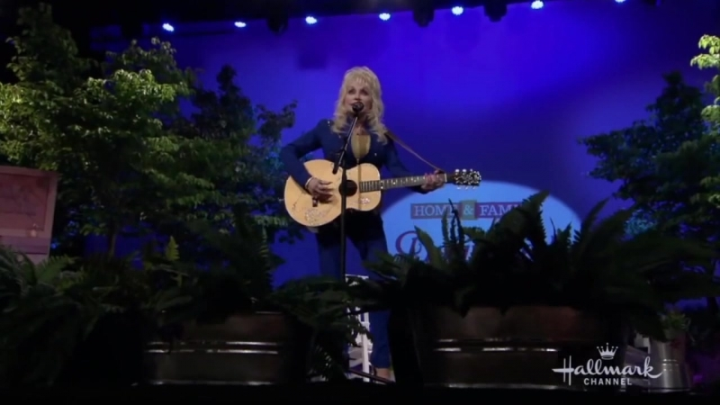 Dolly Parton - Pure Simple (Live on Home Family, June 23, 2016)