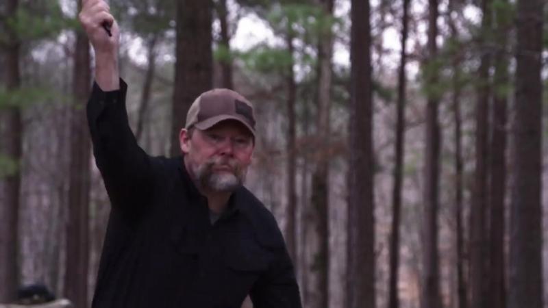Kyle Lambs Operator Axe SHOT Show 2016