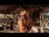 Irina Shayk Almost Loses Her Bikini Bottoms During Her Beach Shoot _ Sports Illu
