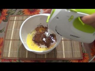 [Julietta sk] Шоколадный Кекс за 3 минуты в Микроволновке