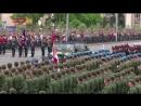 9 maya Parad Pobedy i Bessmertnyy polk g Doneck DNR