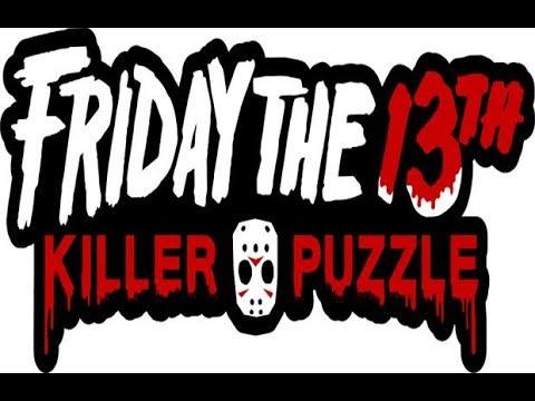 Friday the 13th: Killer Puzzle - НОВАЯ МОБИЛЬНАЯ ИГРА! ЧАСТЬ 1