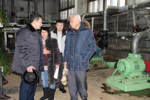 Министр жилищной политики, энергетики и транспорта региона Артура Сулейменова прибыл в Невон