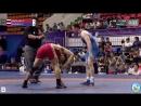 МТ Mongolia Open 2018, 70кг, за бронзу, Тимур Николаев Саха - Очир Доржиев Бурятия 8-2