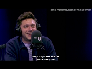 How real are these Niall Horan -facts- [RUS SUB]
