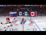 16.12.2017. Хоккей. Кубок Первого канала. Россия - Канада