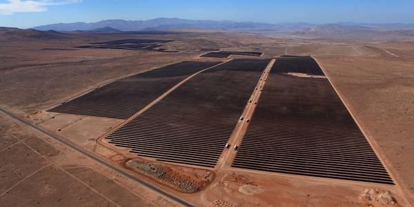 солнечная электростанция El Romero