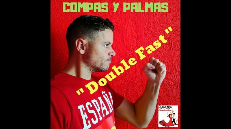 How to play Flamenco Palmas Double fast Learn Easy Tutorial