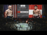UFC 220 Matt Bassette vs. Enrique Barzola