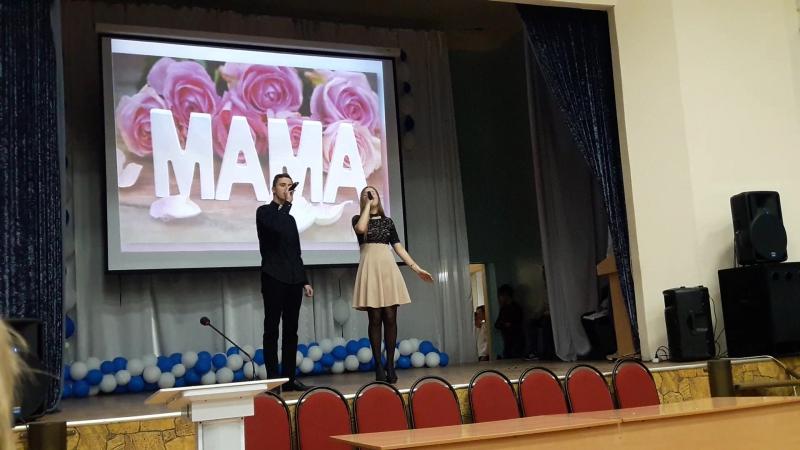 Дуэт Виктора и Анастасии