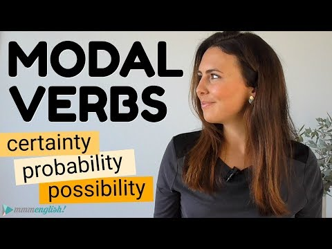 TIPS for English Modal Verbs 🔹PART 1🔹 Possibility Probability