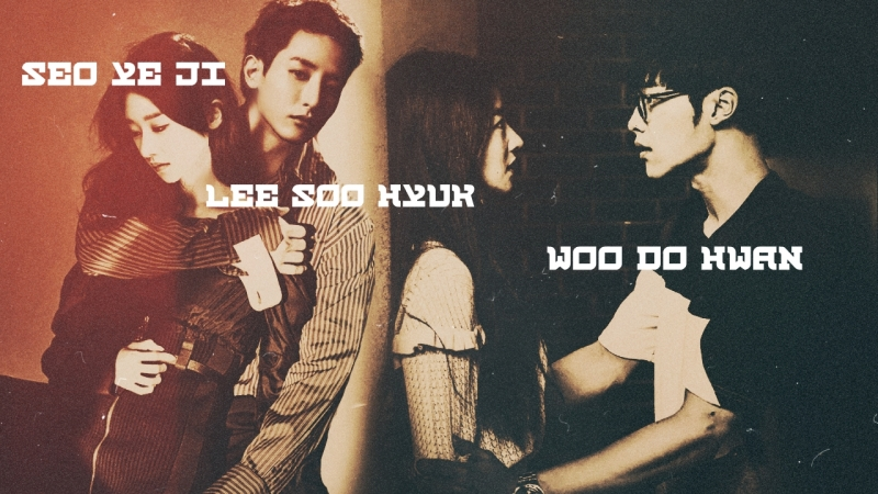 Lee Soo Hyuk, Seo Ye Ji Woo Do Hwan