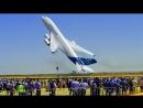 Вертикальный набор высоты Boeing 777
