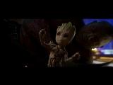 Танец грута - Стражи Галактики 2 [Guardians of the Galaxy Vol.2]