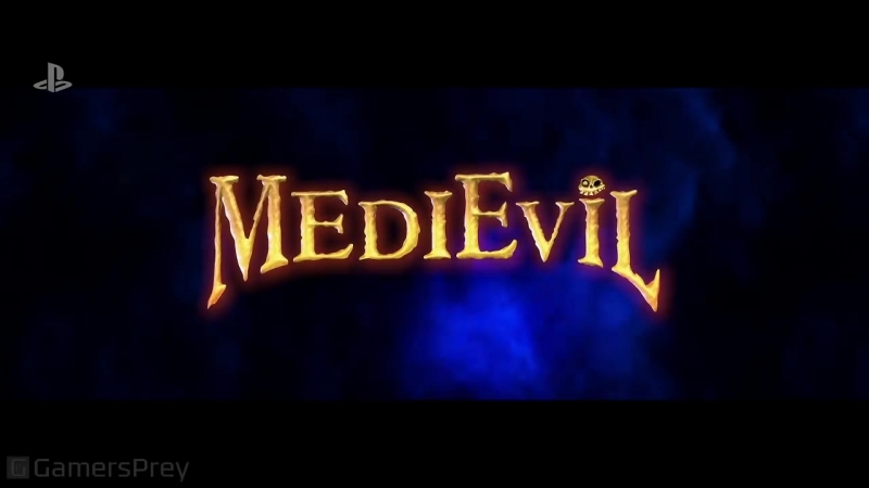 MediEvil (PS4) - PSX 2017 Reveal Trailer [HD]