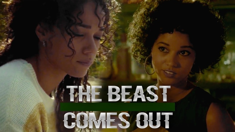 Maia Roberts ➰ The Beast Comes Out