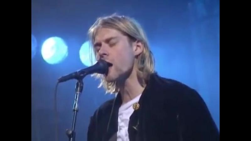 Nirvana-Rape Me 1993 Live And Loud Rehearsal Seattle