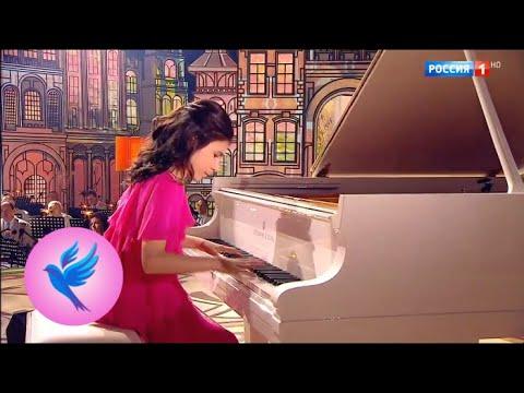 Александра Довгань Ф Шопен Фантазии Синяя птица Последний богатырь Сезон 2018