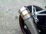 GSX R 1000 Yoshimura pipe