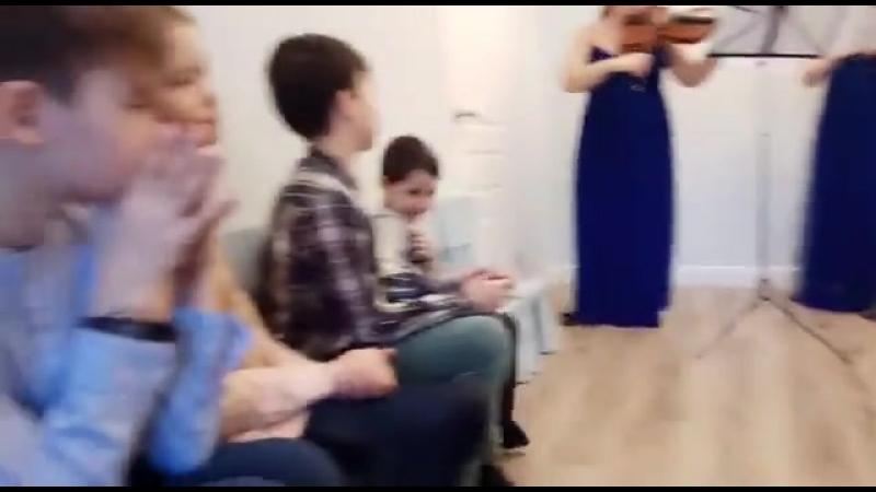 08.04.2018 | Скрипичный дуэт «D`AMOUR» - Эпизод 3