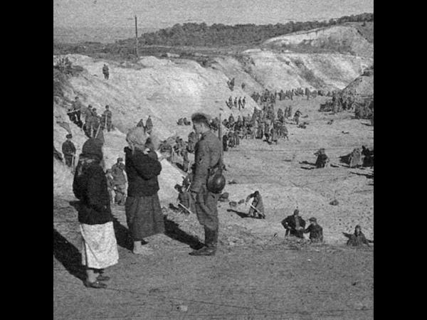 Крымский Бабий Яр. Как нацисты уничтожали народы на оккупированном полуострове (2016) - Холокост, Симферополь