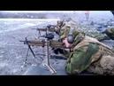Firing the FN MINIMI (belt fed, with barrel swap)
