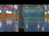 Футбольные ворота в Кадетском корпусе: свежее крепление на саморезы и металлическую ленту