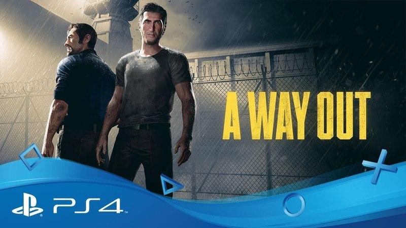 A Way Out - Trailer de lancement   Disponible   PS4
