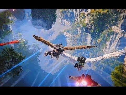 Ascent Infinite Realm - Trailer Official ( Nuevo MMO en Mundo Abierto 2018)