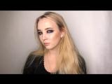 Вечерний макияж , смоки с пигментом (Марина Гаврилина)