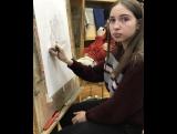 студентка Корженева Елизавета, 1 ступень, преподаватель Соколова Наталья Юрьевна