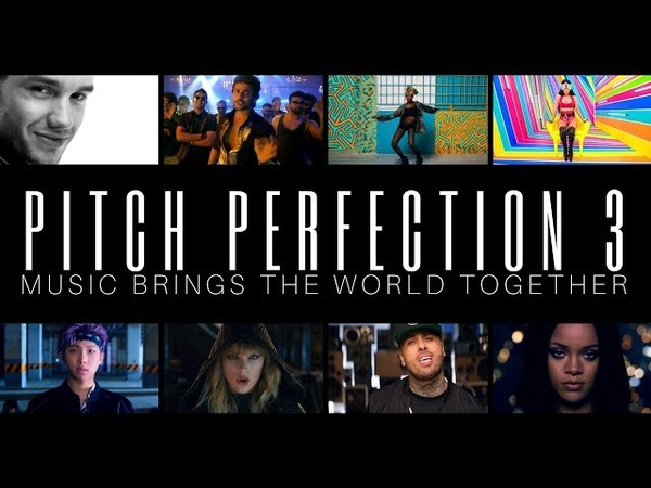PITCH PERFECTION 3 - [70 Songs Mashup]
