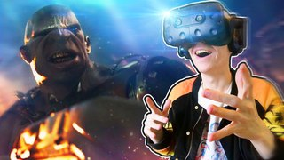 EXPLORE READY PLAYER ONE IN VIRTUAL REALITY! | Sansar VR: Aech's Basement (HTC Vive Pro Gameplay)