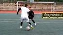 САМЫЕ ХИТРЫЕ ФИНТЫ В ФУТБОЛЕ Обучение игровым финтам Football skills tutorial