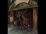 Коняшка из бетки Grim Facade 12 The Black Cube