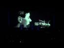 Kraftwerk - Geiger Counter/Radioactivity / СК Юбилейный, Санкт-Петербург, 11.02.18