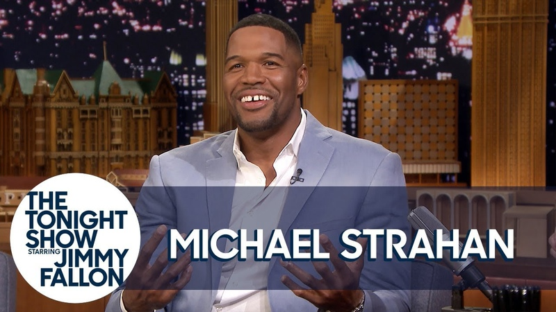 Michael Strahan Calls Out The Roots for Trolling Him with Walk Out Music
