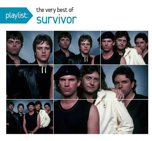 Survivor альбом Playlist: The Very Best Of Survivor