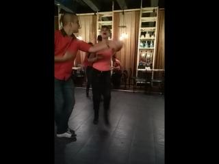 salsa в bongo 10.12.17 сальса Харьков Niños De La Salsa