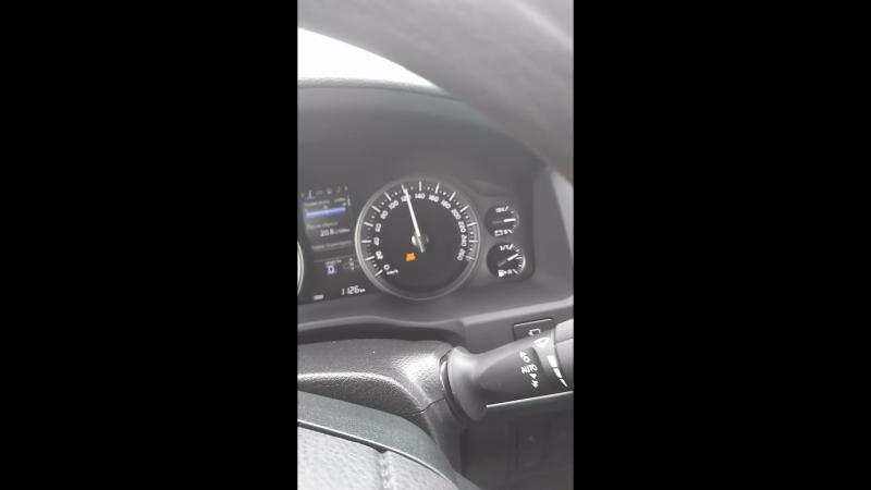 Тест драйв 2 Land Cruiser 200 4,5л Твин-турбо дизель 6 АКПП 17.06.2018г.